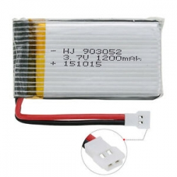 Lipo 3.7 V - 1200Mah