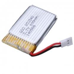 Lipo 3.7 V - 600Mah