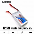 GNB 7.4V 850Mah