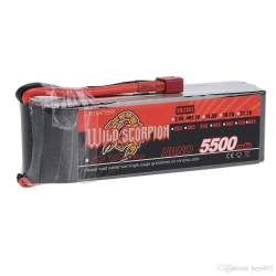 WildScorpion 11.1V 5500Mah