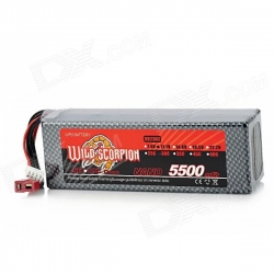 WildScorpion 7.4V 5500Mah