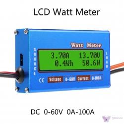 Watt meter